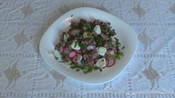 Салат сан-исидоро с тунцом пошаговое приготовление с фото