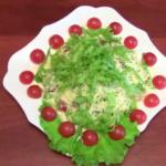 «Королевский» салат
